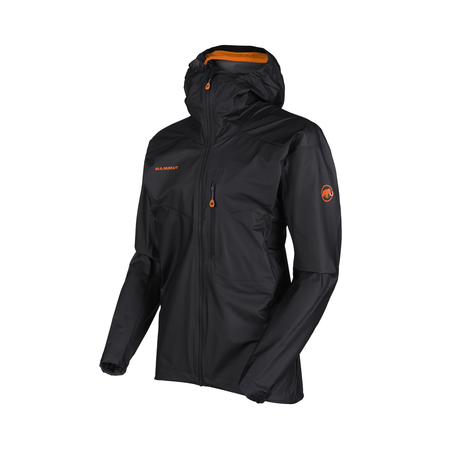 Mammut Hardshell Jackets - Nordwand Light HS Hooded Jacket Men