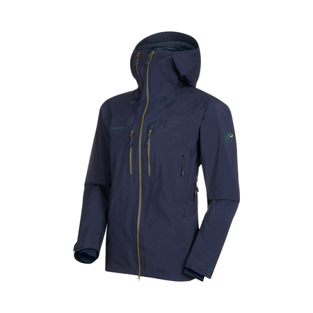 Mammut Vestes imperméables - Alvier HS Hooded Jacket Men