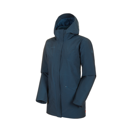 Mammut We Care - Chamuera HS Thermo Hooded Parka Women