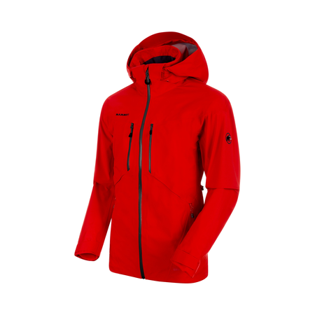 Mammut Hardshell Jackets - Stoney HS Jacket Men