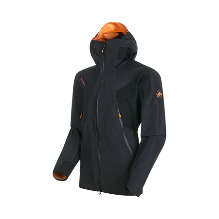 Mammut Hardshell-Jacken - Nordwand HS Flex Hooded Jacket Men