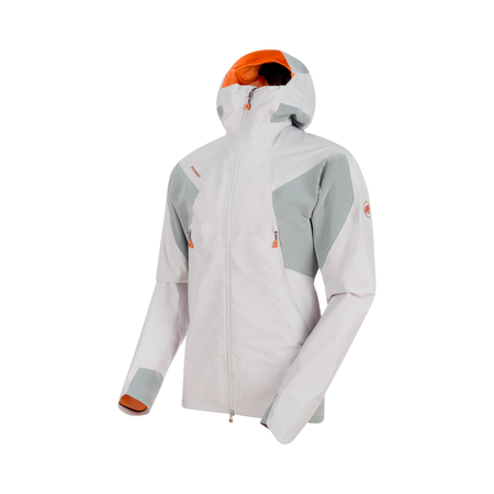 Mammut Vestes imperméables - Nordwand HS Flex Hooded Jacket Men