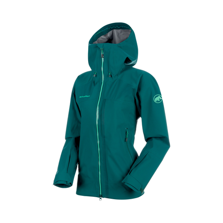 Mammut Hardshell-Jacken - Masao HS Hooded Jacket Women