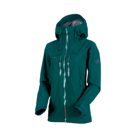Mammut Ski & Snowboard Jackets - Alvier HS Hooded Jacket Women