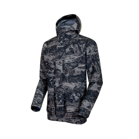 Mammut Hardshell-Jacken - Seon Pro HS Hooded Jacket Men