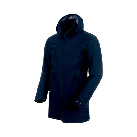 Mammut Vestes imperméables - Seon 3 in 1 HS Hooded Coat Men