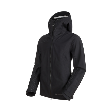 Mammut Hardshell-Jacken - Alvier HS Flex Hooded Jacket Men