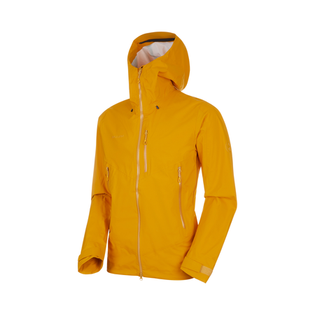 Mammut We Care - Kento HS Hooded Jacket Men