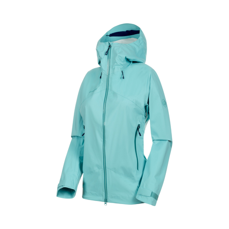 Mammut We Care - Kento HS Hooded Jacket Women