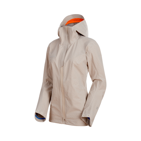 Mammut Hardshell Jackets - 3850 HS Hooded Jacket Women