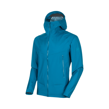 Mammut Hardshell-Jacken - Masao Light HS Hooded Jacket Men