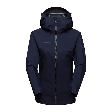 Mammut Hardshell Jackets - Masao Light HS Hooded Jacket Women