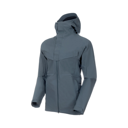 Mammut Hardshell Jackets - Zinal HS Hooded Jacket Men