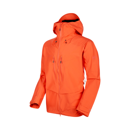 Mammut Hardshell-Jacken - Teton HS Hooded Jacket Men