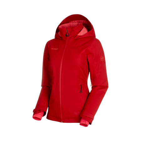 Mammut Ski- & Snowboardjacken - Scalottas HS Thermo Hooded Jacket Women