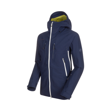 Mammut Hardshell Jackets - SOTA HS Hooded Jacket Men