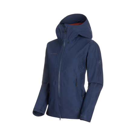 Mammut Vestes de ski - SOTA HS Hooded Jacket Women
