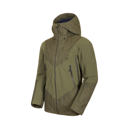 Mammut We Care - Cambrena HS Thermo Hooded Jacket Men