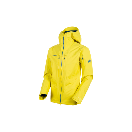 Mammut Hardshell Jackets - Haldigrat HS Hooded Jacket Men