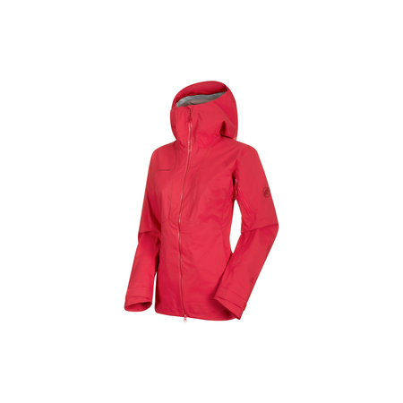 Mammut Vestes imperméables - Haldigrat HS Hooded Jacket Women