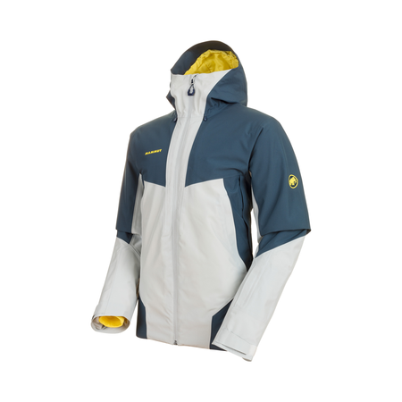 Mammut Hardshell Jackets - Casanna HS Thermo Hooded Jacket Men