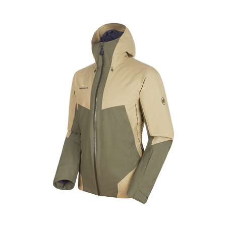 Mammut Hardshell-Jacken - Casanna HS Thermo Hooded Jacket Men