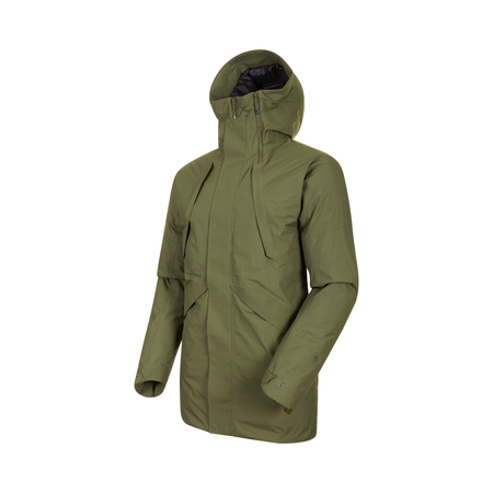 Mammut Vestes imperméables - ZUN HS Thermo Hooded Parka Men