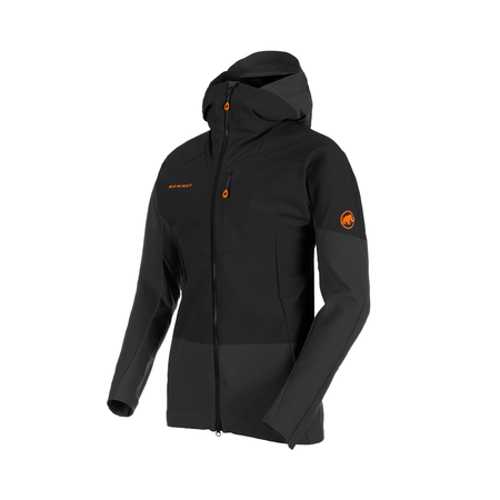 Mammut Vestes Softshell - Eisfeld Light SO Hoody Men