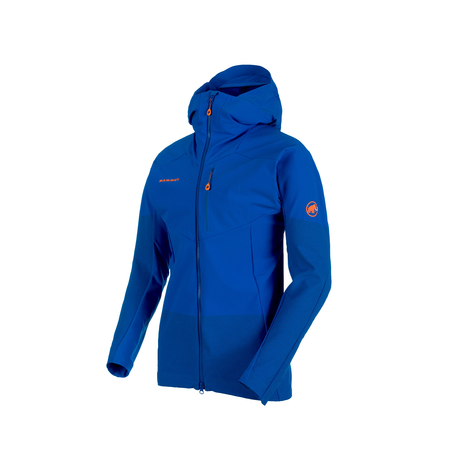 Mammut Softshell-Jacken - Eisfeld Light SO Hoody Men