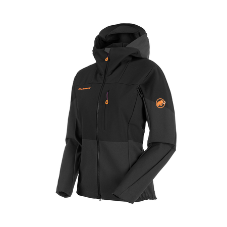 c4c60b1ed92 Mammut Softshell Jackets - Eisfeld Light SO Hoody Women. Eisfeld Light.  Hooded Softshell Jacket for Women