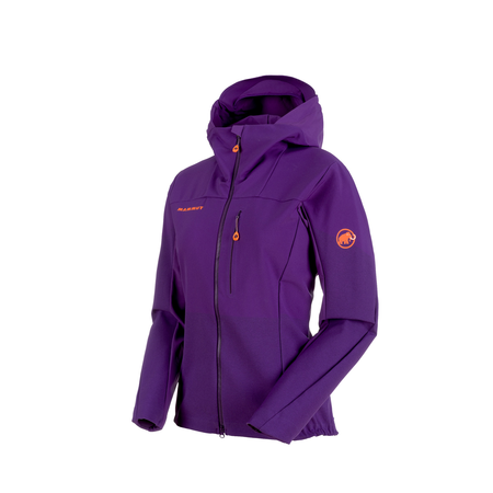 Mammut Vestes Softshell - Eisfeld Light SO Hoody Women