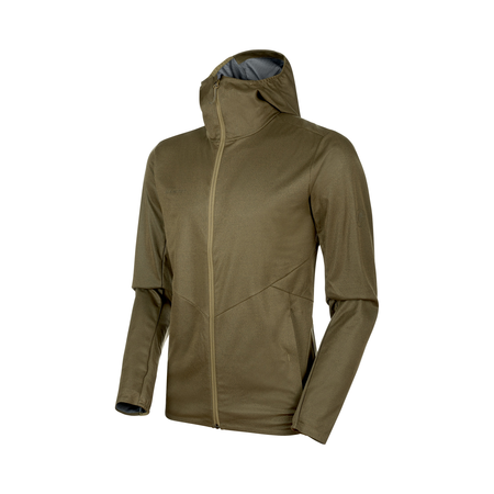Mammut We Care - Ultimate V Tour SO Hooded Jacket Men