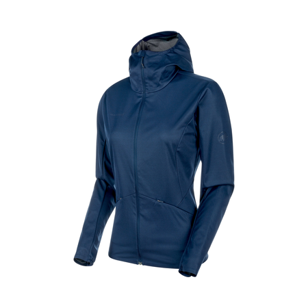 Mammut Clean Production - Ultimate V Tour SO Hooded Jacket Women