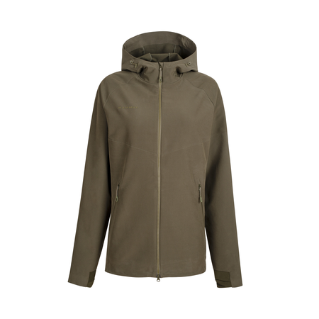 Mammut Clean Production - Macun SO Hooded Jacket Men