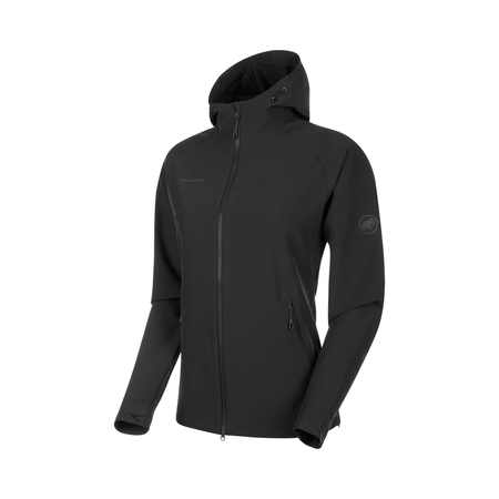 Mammut We Care - Macun SO Hooded Jacket Women