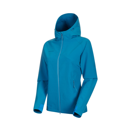 Mammut Clean Production - Macun SO Hooded Jacket Women