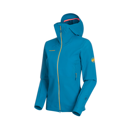 Mammut We Care - Aenergy Pro SO Hooded Jacket Women