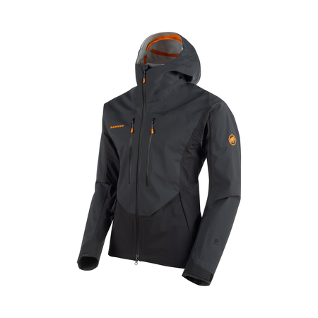 Mammut Softshell-Jacken - Eisfeld Guide SO Hooded Jacket Men