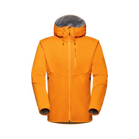Mammut Softshell Jackets - Ultimate VI SO Hooded Jacket Men