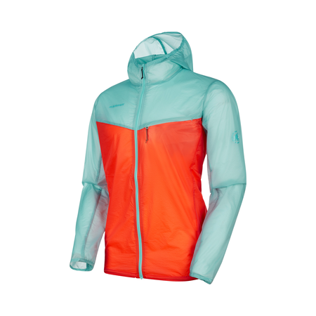 Mammut Windstopper - Convey WB Hooded Jacket Men