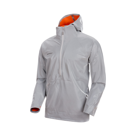 Mammut Softshell Jackets - THE Half Zip Hooded Jacket