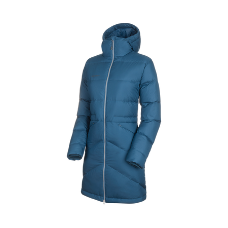 Mammut Clean Production - Fedoz IN Hooded Parka Women