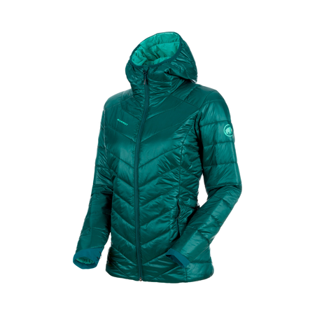 Mammut Isolationsjacken - Rime IN Hooded Jacket Women
