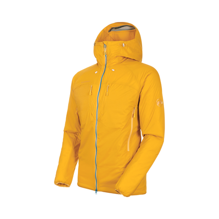 Mammut Isolationsjacken - Rime IN Flex Hooded Jacket Men