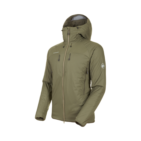 Mammut Vestes isolantes - Rime IN Flex Hooded Jacket Men