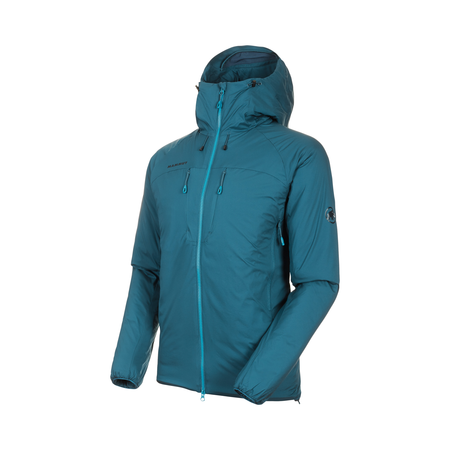 Mammut Insulated Jackets - Rime IN Flex Hooded Jacket Men