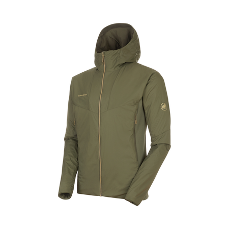 Mammut Vestes isolantes - Rime Light IN Flex Hooded Jacket Men