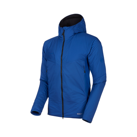 Mammut Isolationsjacken - Rime Light IN Flex Hooded Jacket Men