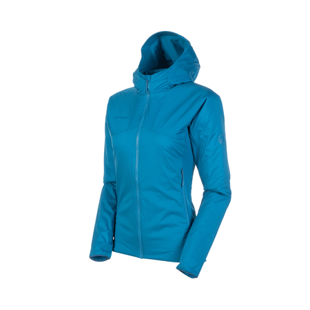 Mammut Isolationsjacken - Rime Light IN Flex Hooded Jacket Women