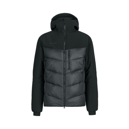 Mammut Down Jackets - Rime Pro IN Hybrid Hooded Jacket Men